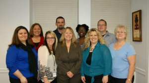 Franklin County Property Appraiser Rhonda Skipper and Staff