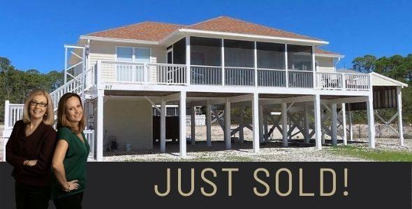 #JUSTSOLD – Gulf View Beach House